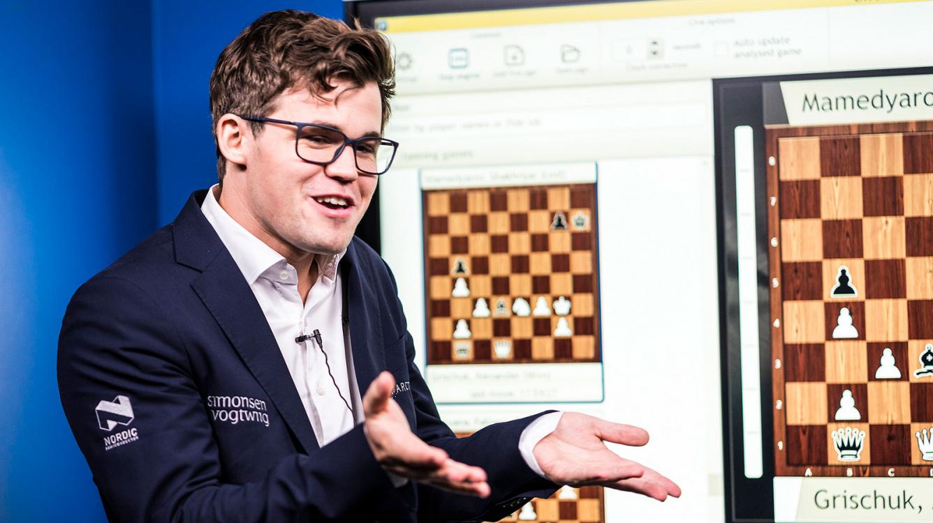 Carlsen First At Paris Rapid, Heated In Interview
