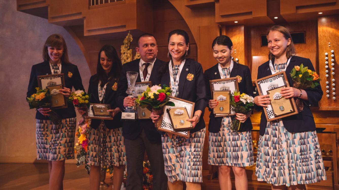 Russia Supreme At Women's World Team Championship