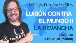 Luisón contra el mundo II - ¡La Revancha!'s Thumbnail