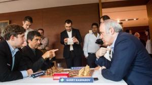 Kasparov gibt ein Comeback!'s Thumbnail