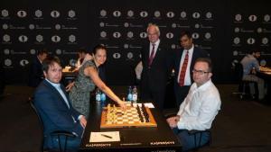 Radjabov opfert sich zu seinem zweiten Sieg in Genf's Thumbnail
