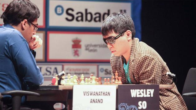So vence a Anand en la final de León