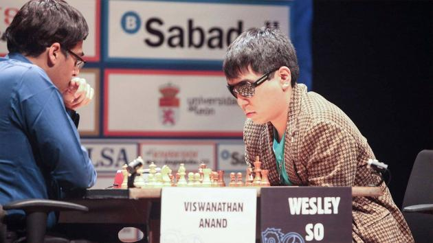 So Derrota Anand na Final, Conquista León