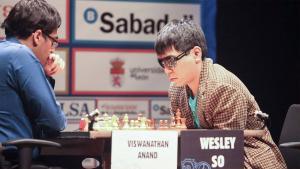 Miniature de So bat Anand en finale à Léon
