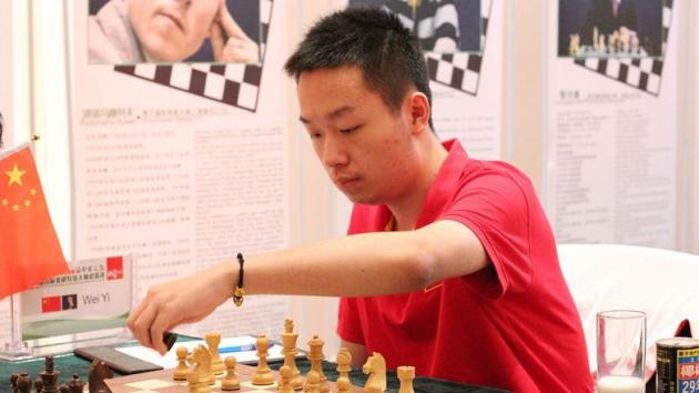 Wei Yi Impresses In Danzhou, Now 'Live' World #15