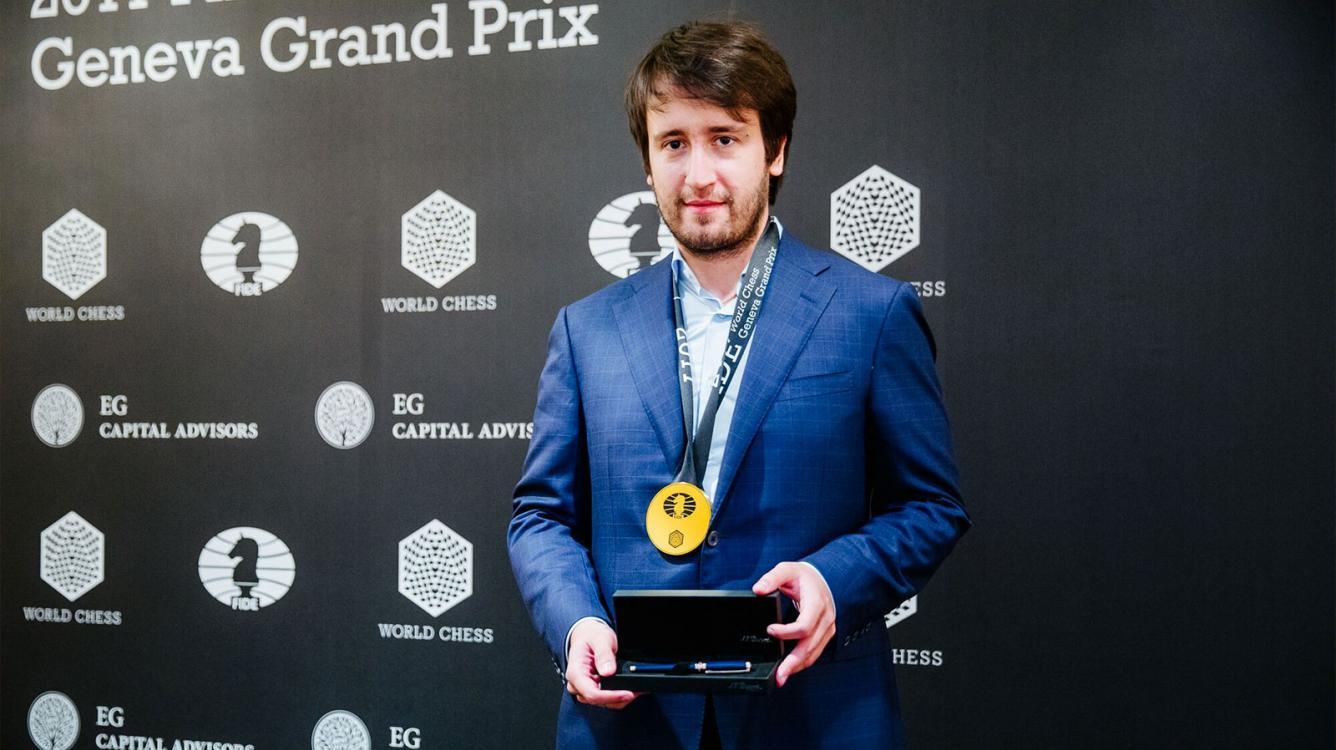 Radjabov Wins Geneva FIDE Grand Prix