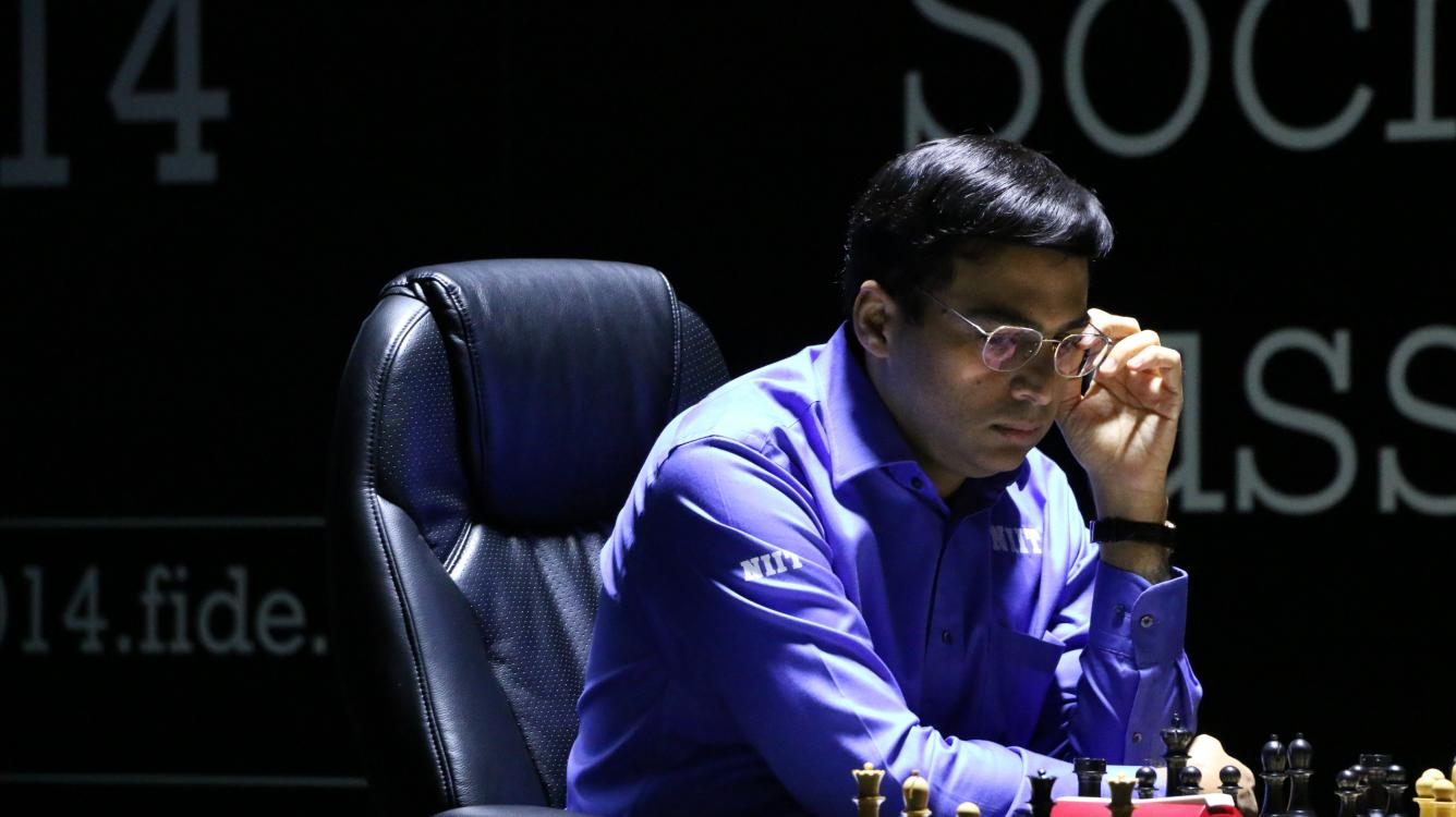 Can Anand Be The Federer Of Chess?
