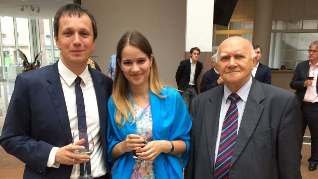 Wojtaszek gewinnt das Sparkassen Chess Meeting in Dortmund