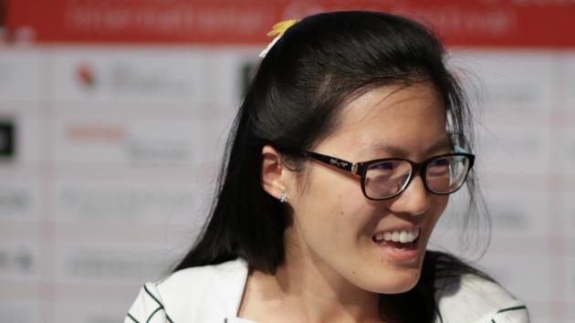 Hou Yifán logra una victoria histórica en Biel
