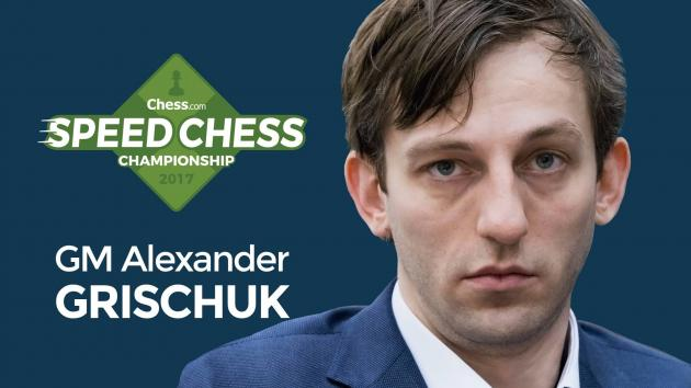 Grischuk Looks In Mirror, Turns History Around Against Rapport