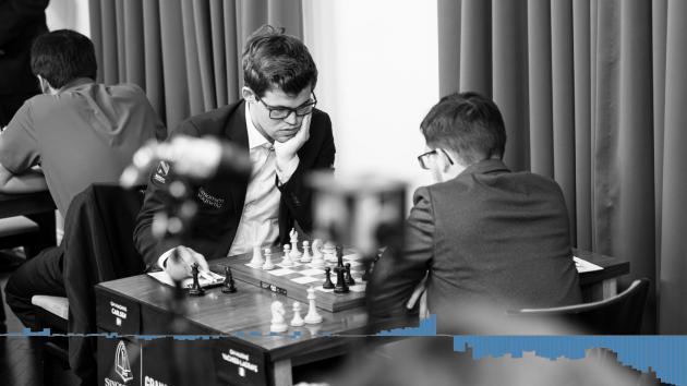 Carlsen Vacila Em Posição Vitoriosa, Perde Para MVL