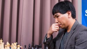 Carlsen slurvet vekk seieren og lot erkefienden unnslippe's Thumbnail