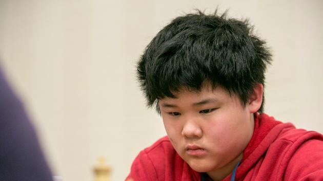 Awonder Liang, el Gran Maestro más joven del mundo