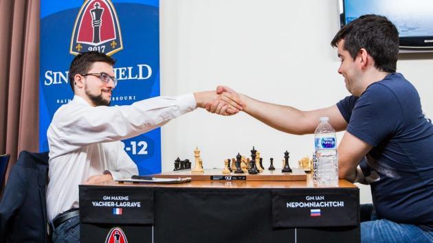 'Magiske Maxime' vinner Sinquefield Cup