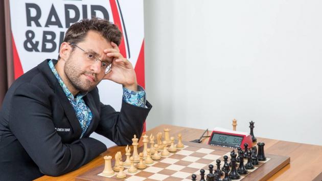Karjakin nær perfekt score, men Aronian økte ledelsen sin i St. Louis