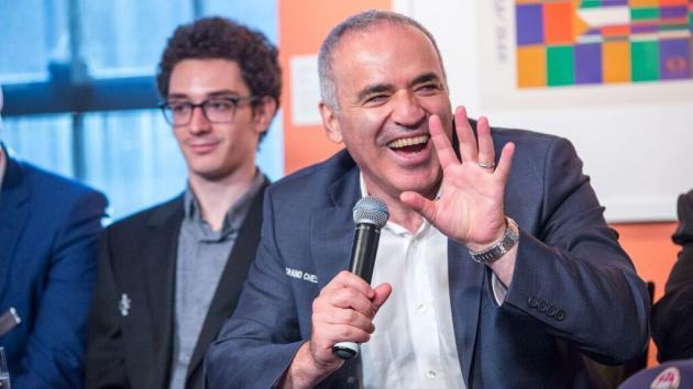 Kasparovs ultimatives Ende?