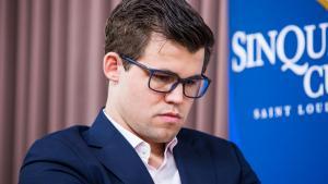 Miniatura de Carlsen a la Copa Mundial: 'Quiero aprovechar este resquicio'