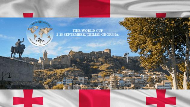 FIDE World Cup sparkes i gang denne helgen