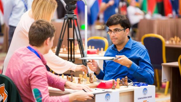 Anand Começa Com Derrota na Rodada 2 da Copa do Mundo