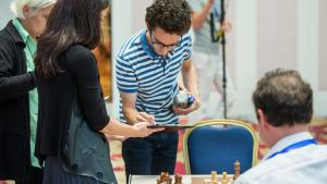 Caruana, Li Chao, Nepomniachtchi Leave World Cup's Thumbnail