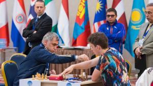 Harikrishna, Mamedyarov, Radjabov, Wei Yi et Wojtaszek quittent la Coupe du monde's Thumbnail