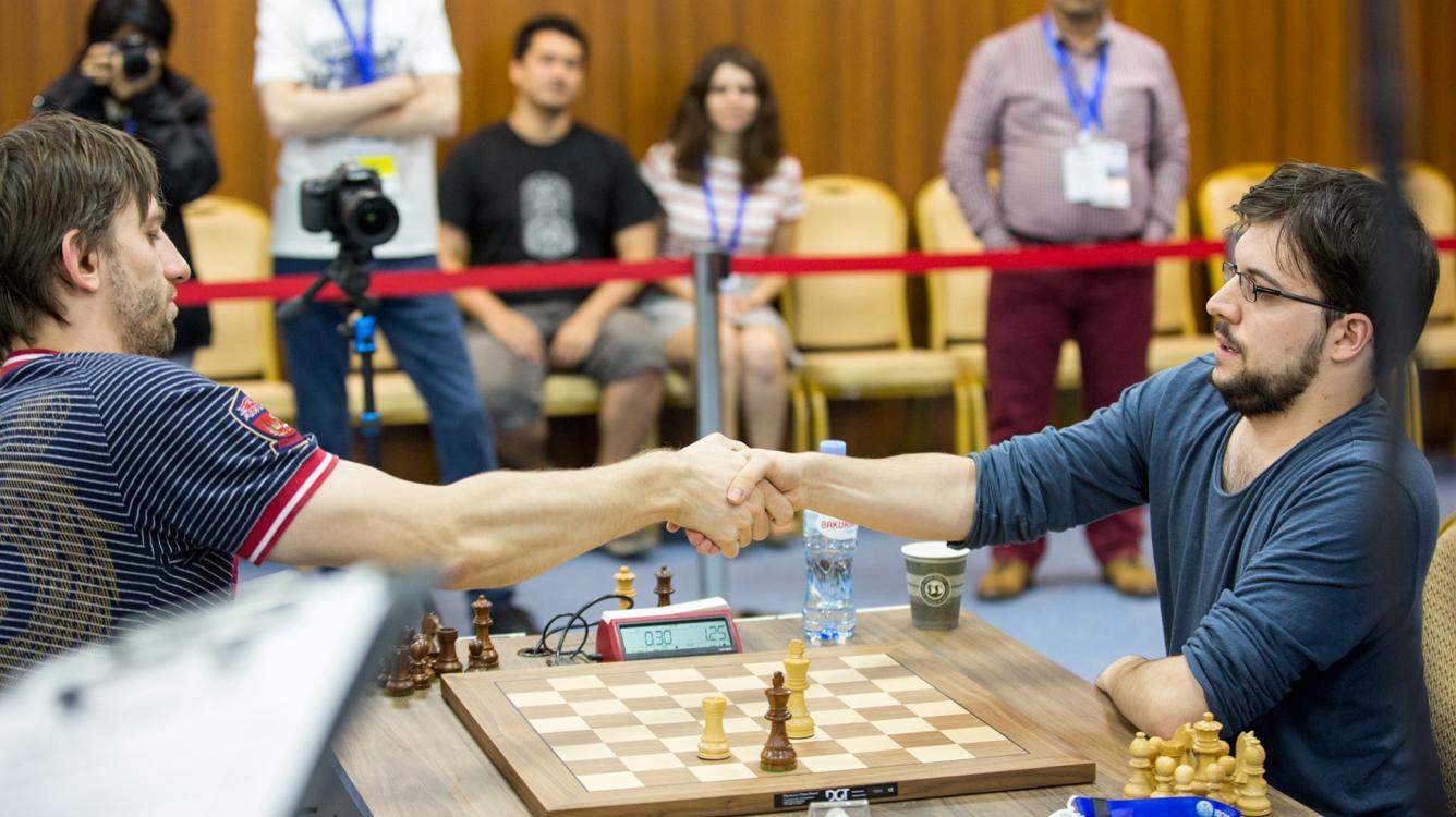 Вашье-Лаграв, Раппорт, Свидлер, Со и Федосеев в четвертьфинале