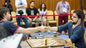 Miniatura de Fedoséev, MVL, Rapport, So y Svidler pasan a cuartos de final