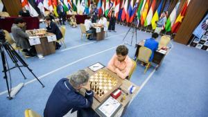 Ivanchuk wird im Viertelfinale auseinandergenommen's Thumbnail