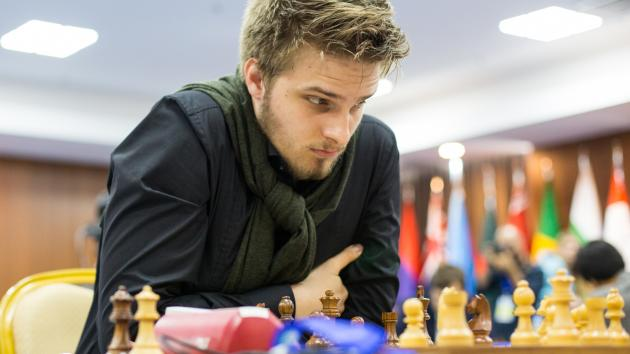 Win With White; Draw With Black; Aronian, So, Ding Advance