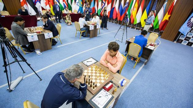 Ivanchuk Implode no 1º Dia das Quartas de Final