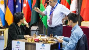 Aronian-MVL, Ding-So Eşitlik Bozmalarda'ın Küçük Resmi