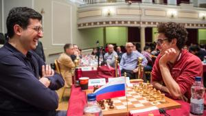 Luck Of The Draw Results In A Win For Caruana Over Kramnik's Thumbnail