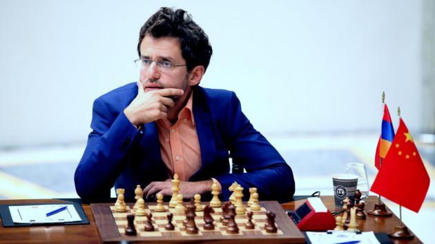 2017 FIDE Dünya Kupası'nın Galibi Levon Aronian