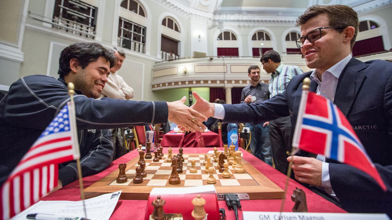 Carlsen Vence O Torneio Internacional de 2017 da Ilha do Homem do Chess.com