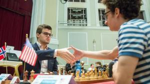 Île de Man : Carlsen et Nakamura au coude-à-coude's Thumbnail