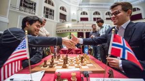 Carlsen remporte l'Open international Chess.com de l'île de Man's Thumbnail