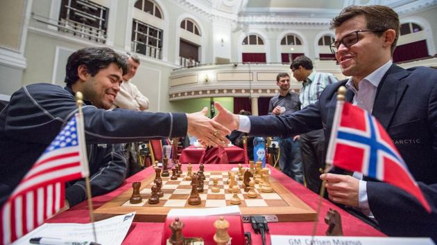 Carlsen vant Chess.com Isle Of Man International 2017