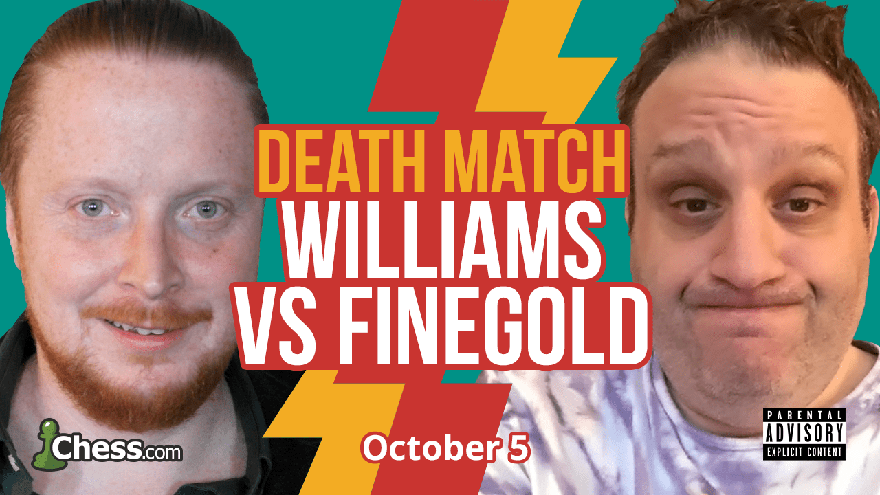 Finegold Wins Ugliest Death Match In History