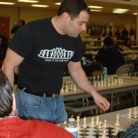 Chess Gets Physical:  IM Dean Ippolito's Simul World Record Attempt