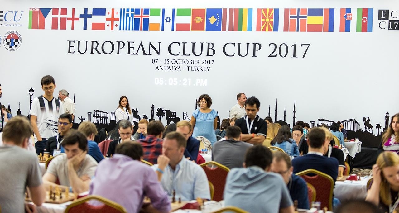 Kramnik Sits Out As European Club Cup Takes Off