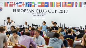 Клубный кубок Европы стартовал, но Крамник пока не сел за доску's Thumbnail