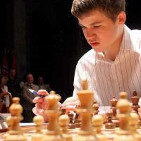 Will Magnus Carlsen be ranked #2 in the world?