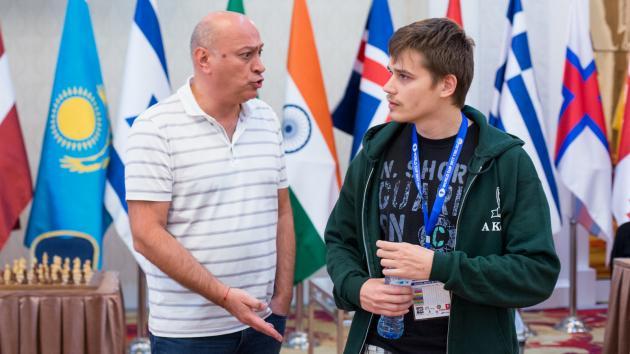 El Comité de Ética rechaza el caso de Kovalyov