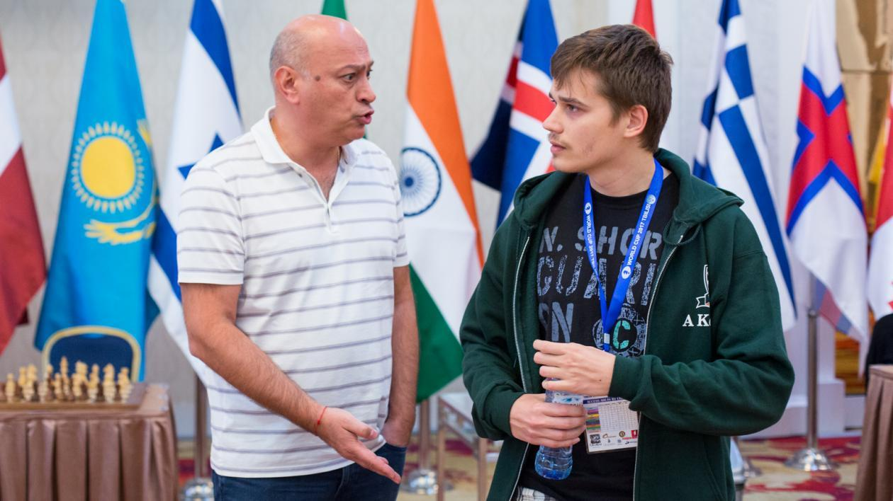 O Caso Kovalyov Não Foi Aceito Pela Comissão de Ética