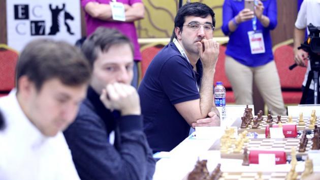 Глобус выиграл Клубный кубок Европы. Крамник теряет шансы на участие в Турнире претендентов.
