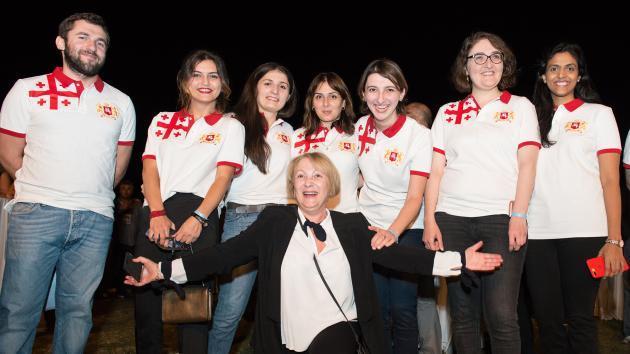 Batumi Chess Club NONA Vence 3º Título ECC