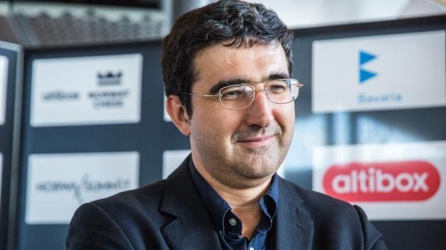 """Kramnik otrzymuje """"dziką kartę"""" do Turnieju Kandydatów"""