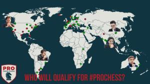 Qualificação PRO League: 40 Equipes Competem Por 8 Lugares