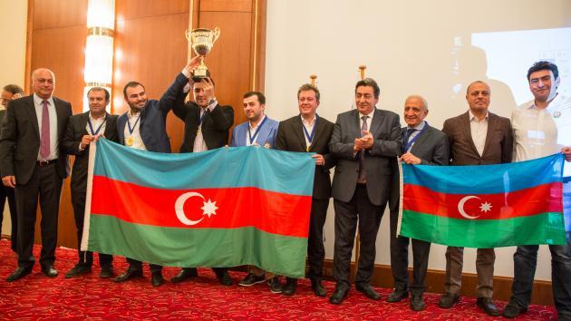 В полушаге от победы: Россия занимает второе место на Командном чемпионате Европы