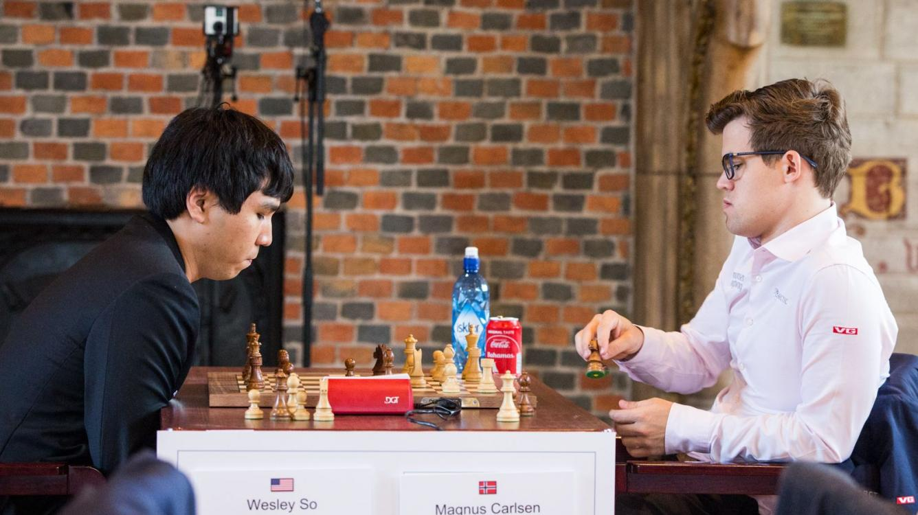 Can So Upset Carlsen, The Speed Chess Champ?